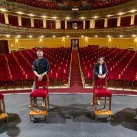 [Espanha] Lucio Urtubia e seu espírito ressurgem no Teatro Gayarre