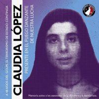 [Chile] Companheira Claudia, presente no fogo dançante da nossa luta