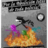 Pelo fim dos Carabineros do Chile e a todas as forças policiais do mundo