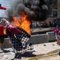 [Chile] Declaração sobre o ato de racismo e xenofobia em Iquique