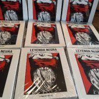 """[Espanha] Lançamento: """"Leyenda Negra. La criminalización del anarquismo a través de la Historia"""", de Ruymán Rodríguez"""
