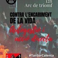[Espanha] Contra o aumento do custo de vida: autogestão e ação direta
