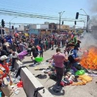 [Chile] A defesa da nação é a defesa do Estado e a exploração