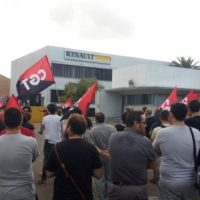 [Espanha] A CGT se mobiliza contra as demissões na Renault Sevilha