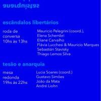 Encontro virtual | Anarquistas na América do Sul: escândalos libertários & tesão e anarquia, 09 de setembro