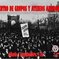[Espanha] Por um encontro anarquista e/ou libertário em 2021