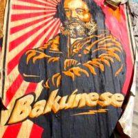 """""""Aqui Bakunin mostrou todos os poderes de seu gênio revolucionário""""."""