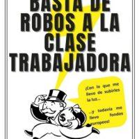 [Espanha] Conta de luz? Basta de saquear a classe trabalhadora #AbajoElTarifazo