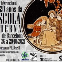 Colóquio Internacional: 120 Anos da Escola Moderna de Barcelona