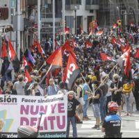[Espanha] A força da classe trabalhadora
