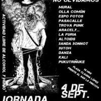 [Chile] Jornada Comemorativa em Santiago: 23º aniversário da morte da companheira Claudia López