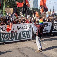 [Bélgica] Manifestação em Bruxelas contra as mudanças climáticas reúne milhares de pessoas