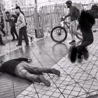 [Chile] Fascistas são confrontados nas ruas de Santiago