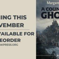"""[EUA] Lançamento: """"A Country of Ghosts"""", de Margaret Killjoy"""