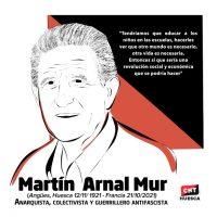 [Espanha] Despedimos de Martín Arnal