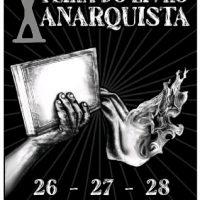 Chamada para apresentação de Publicações, Atividades e Bancas | X Feira do Livro Anarquista de Porto Alegre (RS) | 26, 27 e 28 de novembro de 2021