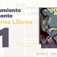 [Espanha] A Fundação Anselmo Lorenzo reeditará o fac-símile da revista Mujeres Libres número 11 no outono de 2021